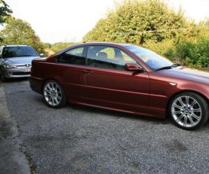 BMW 330Cd photo 12