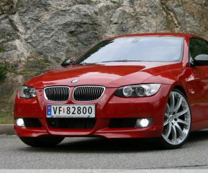 BMW 330xd photo 5