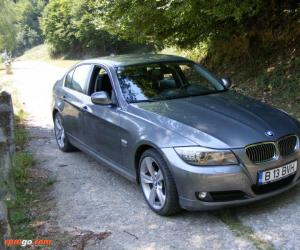 BMW 330xd photo 7