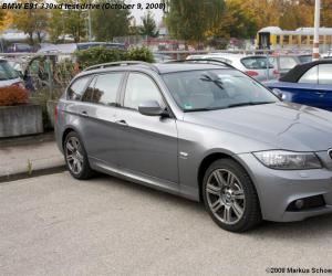 BMW 330xd photo 8