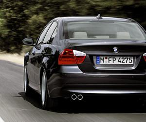 BMW 330xd photo 9