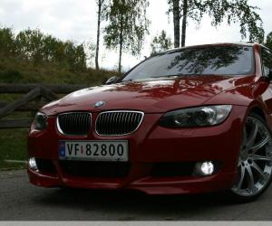 BMW 330xd photo 10