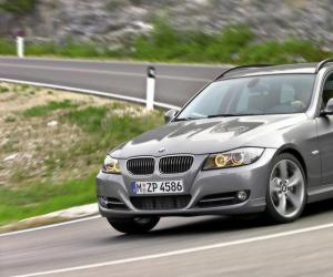 BMW 330xd photo 12