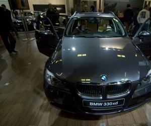 BMW 330xd photo 14