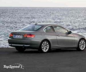 BMW 335i Coupé photo 16