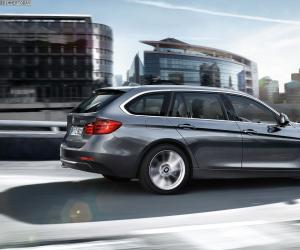 BMW 3er Touring photo 1