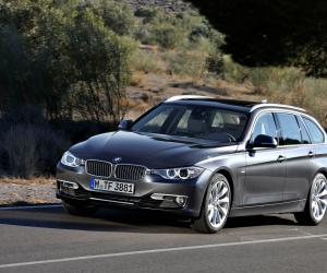 BMW 3er Touring photo 2