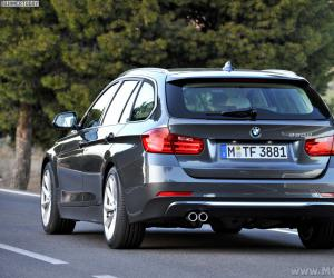 BMW 3er Touring photo 10