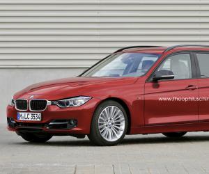 BMW 3er Touring photo 12