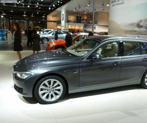 BMW 3er Touring photo 14
