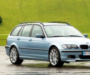 BMW 3er Touring Edition 33 photo 2