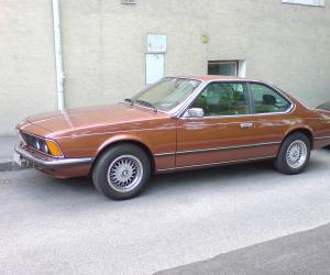 BMW 633CSi photo 1