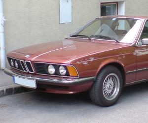 BMW 633CSi photo 2