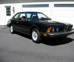 BMW 633CSi photo 3