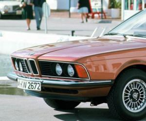 BMW 633CSi photo 4