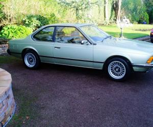BMW 633CSi photo 6