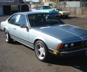BMW 633CSi photo 7