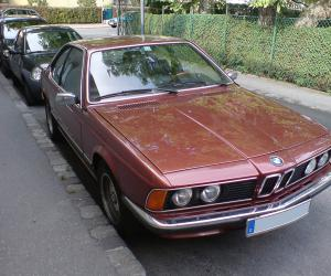 BMW 633CSi photo 8