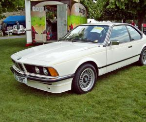 BMW 633CSi photo 9