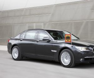 BMW 760Li High Security photo 3