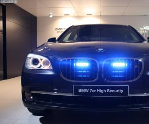 BMW 760Li High Security photo 10