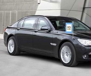 BMW 760Li High Security photo 11