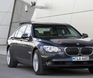 BMW 760Li High Security photo 12