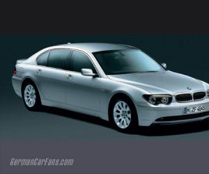 BMW 760Li High Security photo 13