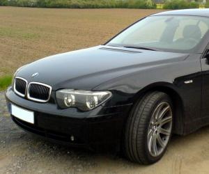 BMW 7er Edition Exclusive photo 3