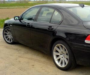 BMW 7er Edition Exclusive photo 4