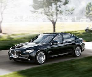 BMW 7er Edition Exclusive photo 9