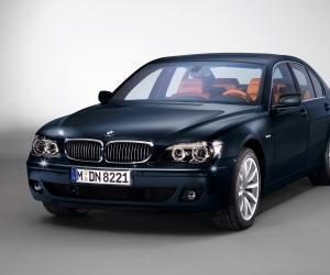 BMW 7er Special Edition Exclusive photo 3