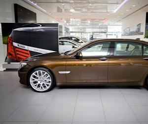 BMW 7er Special Edition Exclusive photo 4