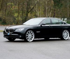 BMW 7er Special Edition Exclusive photo 7