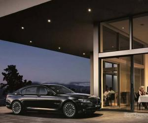 BMW 7er Special Edition Exclusive photo 8