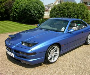BMW 840Ci photo 1
