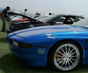 BMW 840Ci photo 9