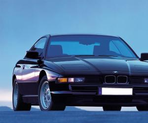 BMW 850CSI photo 2