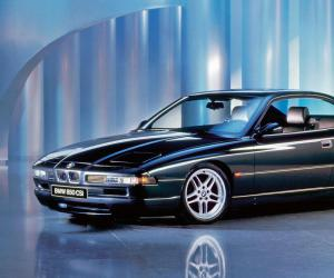 BMW 850CSI photo 4