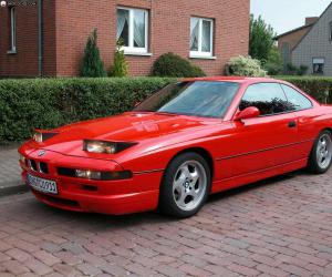 BMW 850CSI photo 6