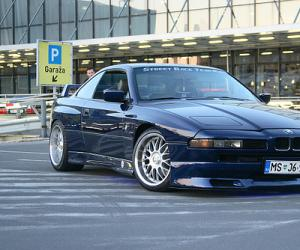 BMW 850CSI photo 9
