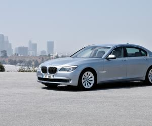 BMW ActiveHybrid 7 photo 1