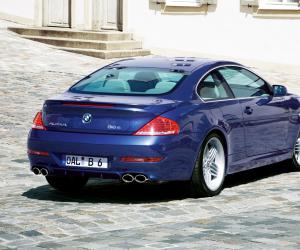 BMW Alpina B6 S photo 1