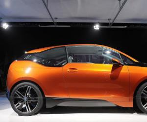 BMW i3 Coupe image #8