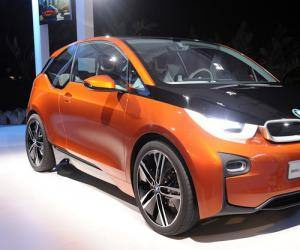 BMW i3 Coupe image #10