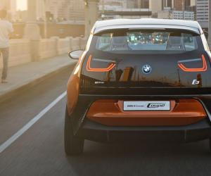 BMW i3 Coupe image #14