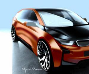BMW i3 Coupe image #16
