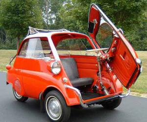 BMW Isetta photo 1