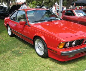 BMW M 635 CSi photo 1