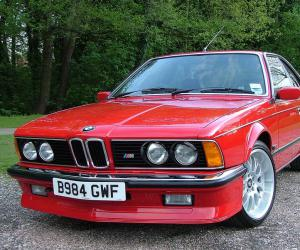 BMW M 635 CSi photo 2